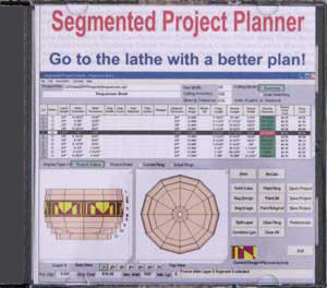 Get the most complete support for designing segmented projects; Click for details of the Segmented Project Planner
